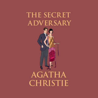 The Secret Adversary Audiobook, by Agatha Christie