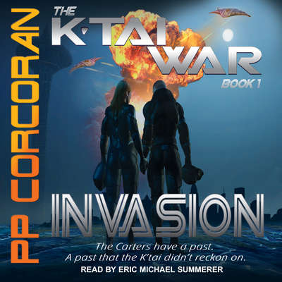 Invasion Audiobook, by PP Corcoran