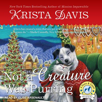 Not a Creature Was Purring Audiobook, by