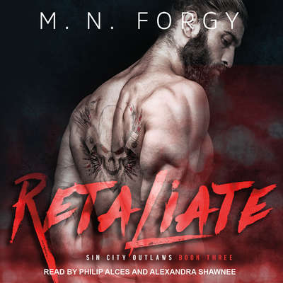 Retaliate Audiobook, by M. N. Forgy