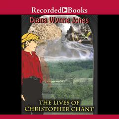 The Lives of Christopher Chant Audiobook, by Diana Wynne Jones