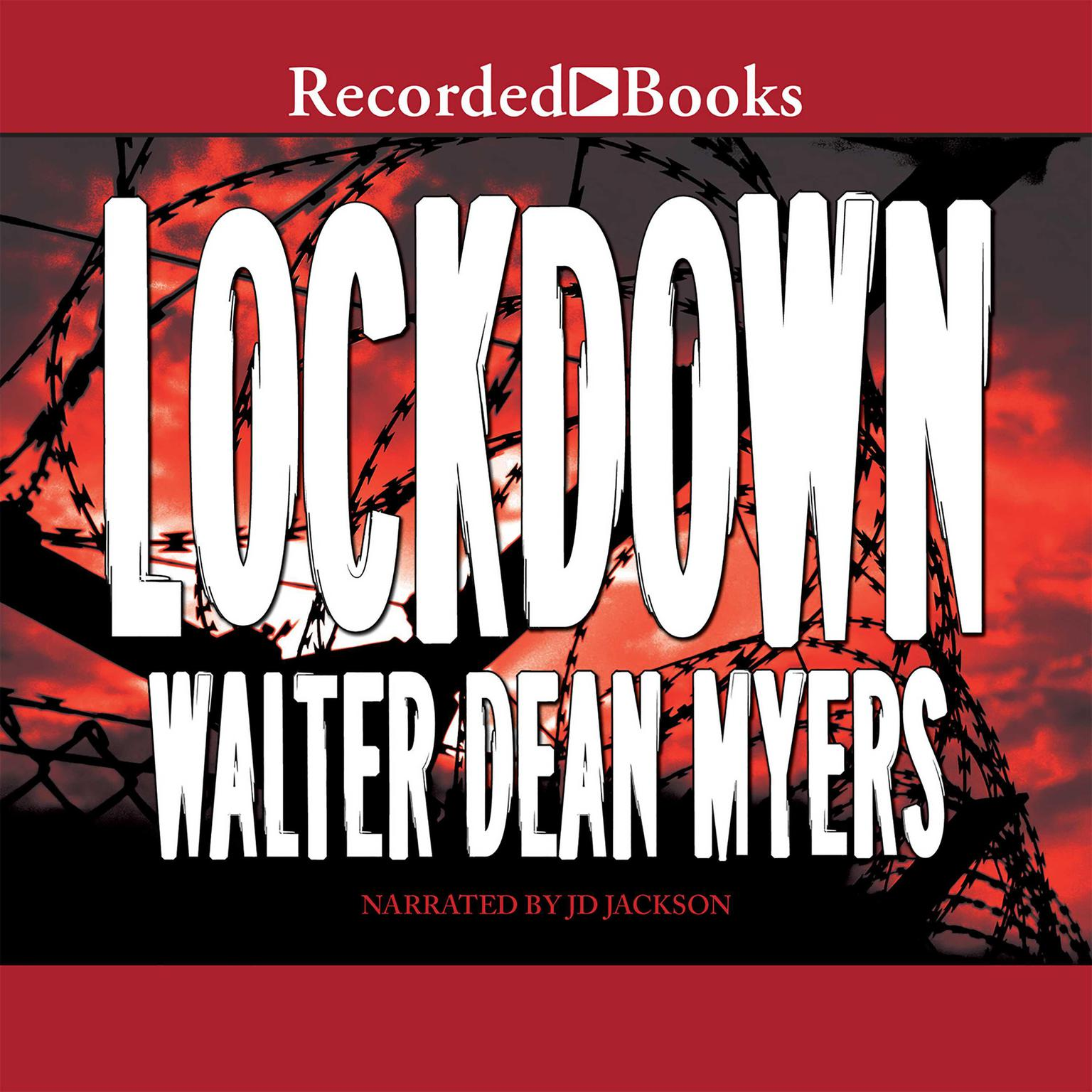 Printable Lockdown Audiobook Cover Art