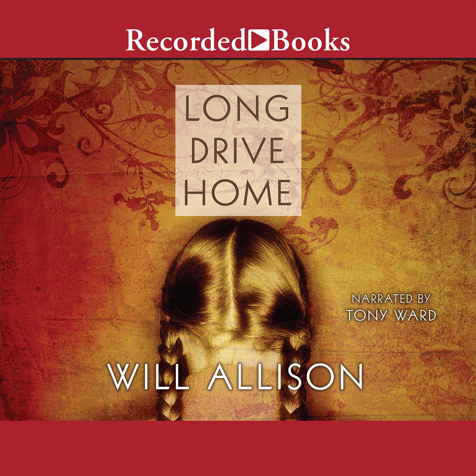 Printable Long Drive Home Audiobook Cover Art