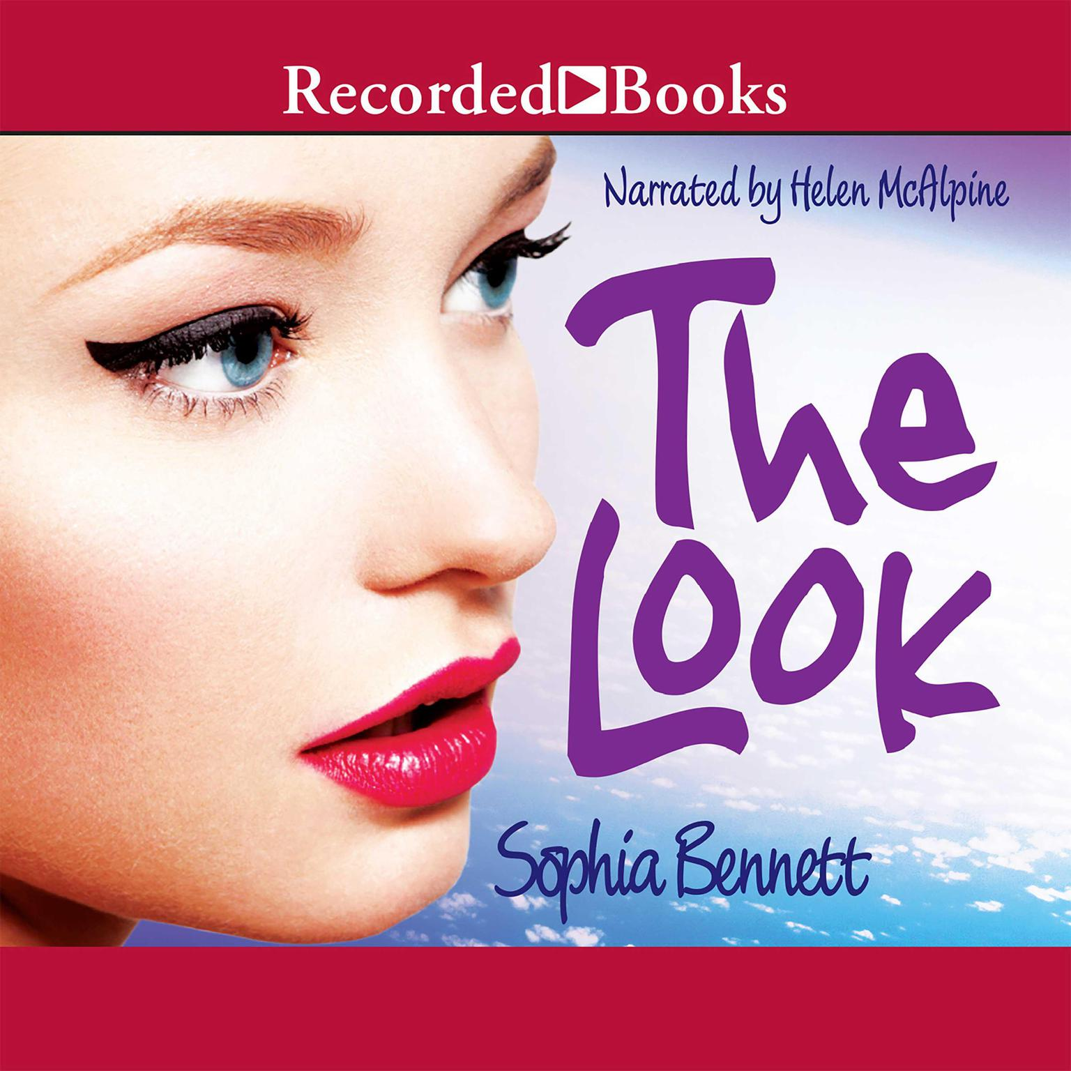 Printable The Look Audiobook Cover Art