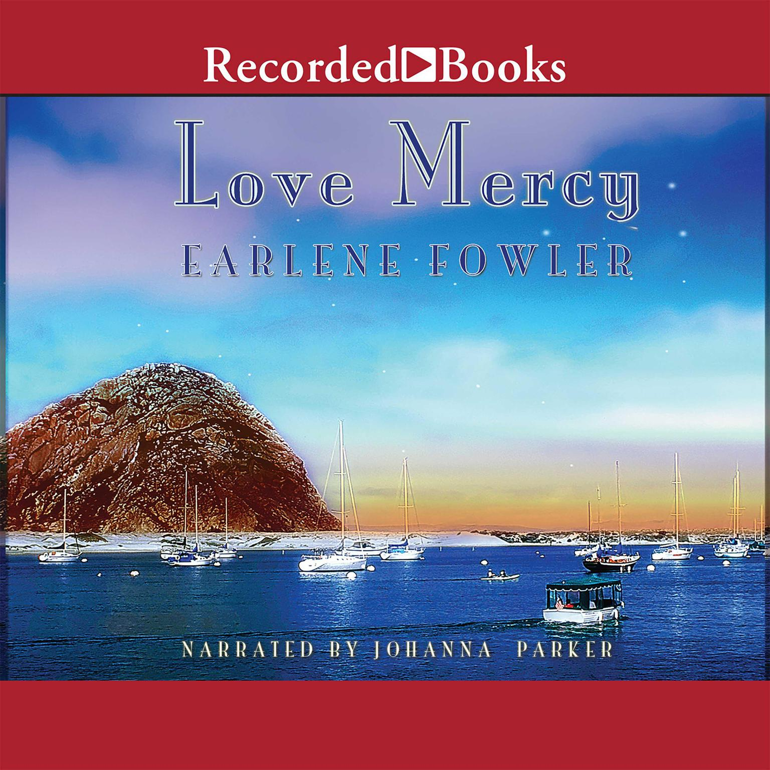 Printable Love Mercy Audiobook Cover Art
