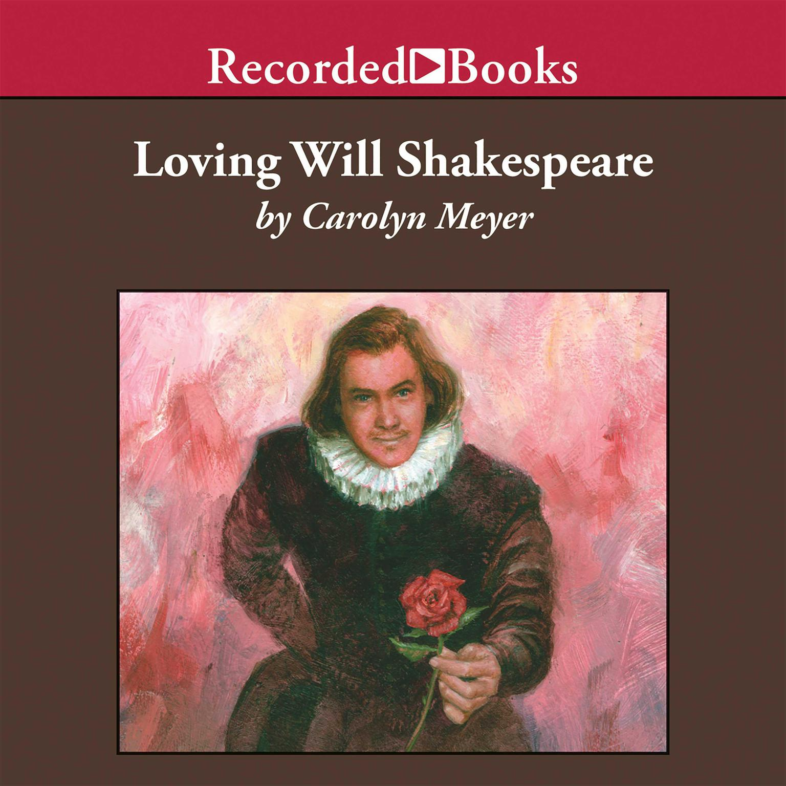 Printable Loving Will Shakespeare Audiobook Cover Art