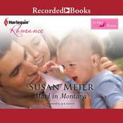 Maid in Montana Audiobook, by Susan Meier