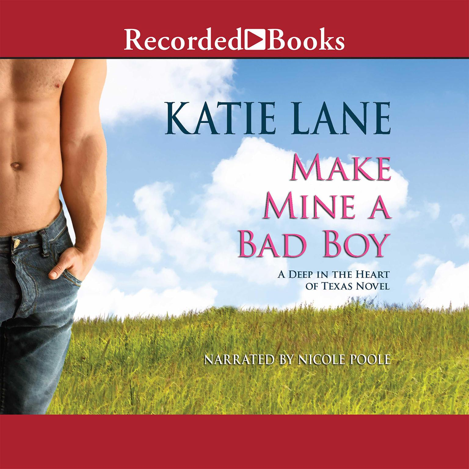 Printable Make Mine a Bad Boy Audiobook Cover Art