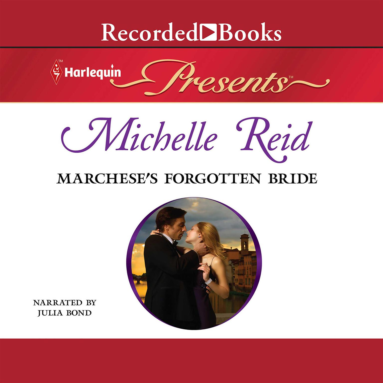 Printable Marchese's Forgotten Bride Audiobook Cover Art