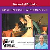 Masterpieces of Western Music Audiobook, by Jeffrey Lependorf|