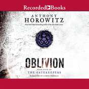 Oblivion Audiobook, by Anthony Horowitz