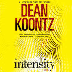Intensity: A Novel Audiobook, by Dean Koontz