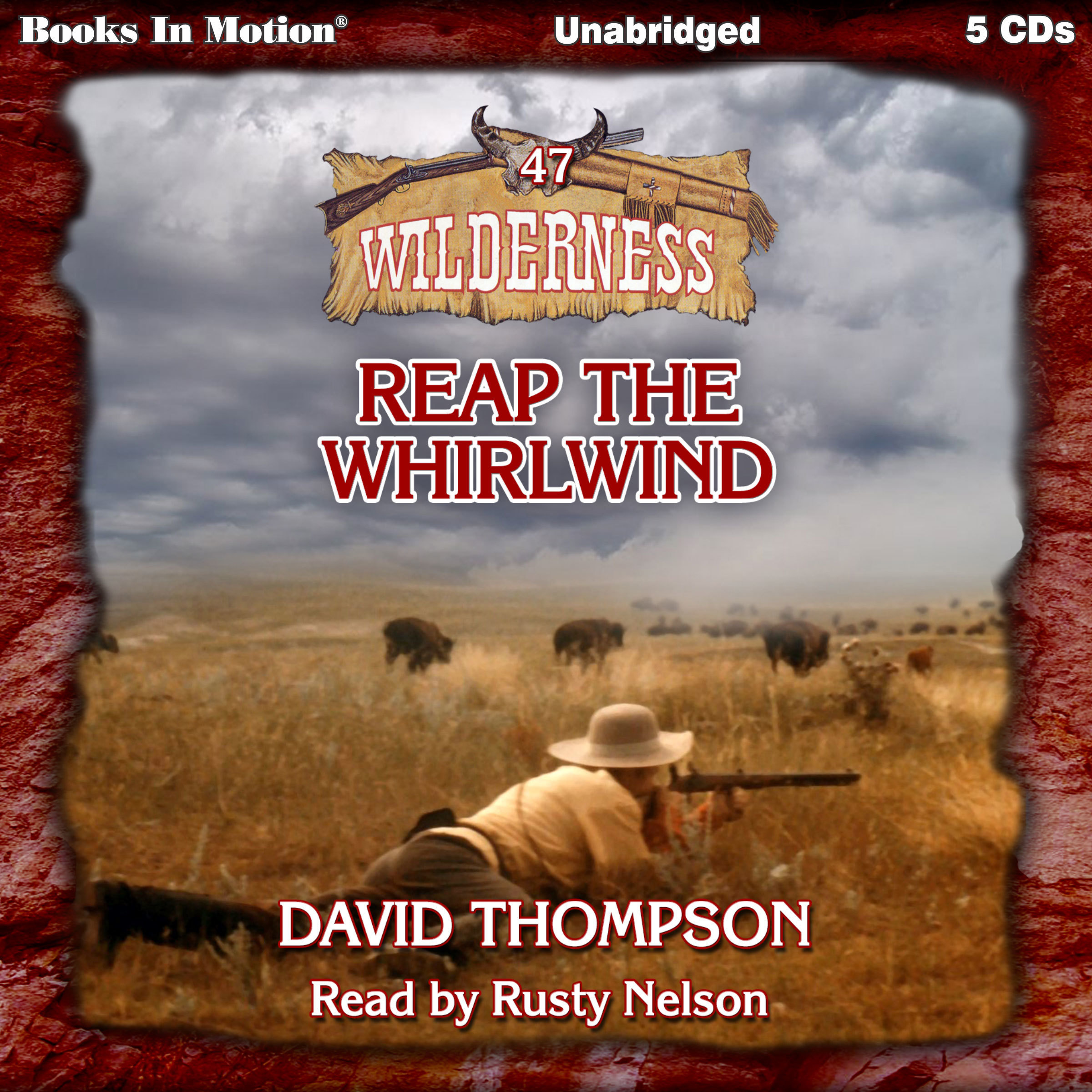 Printable Reap The Whirlwind (Wilderness Series, Book 47) Audiobook Cover Art