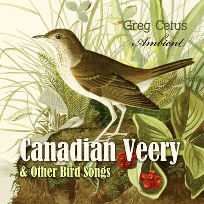 Canadian Veery and Other Bird Songs: Ambient Soundscape for Peace of Mind Audiobook, by Greg Cetus