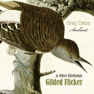 Gilded Flicker and Other Birdsongs Audiobook, by Greg Cetus