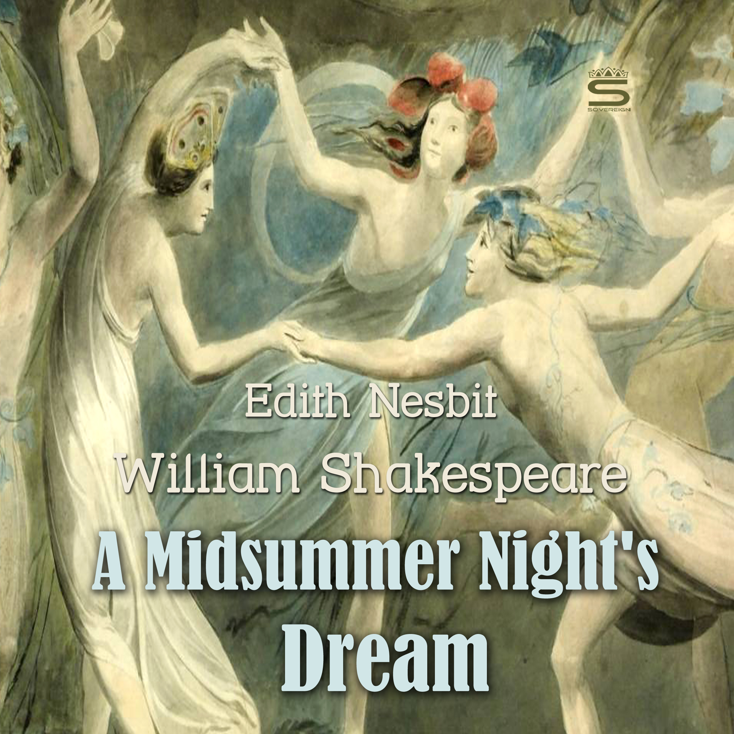 A Midsummer Nights Dream Audiobook By William Shakespeare