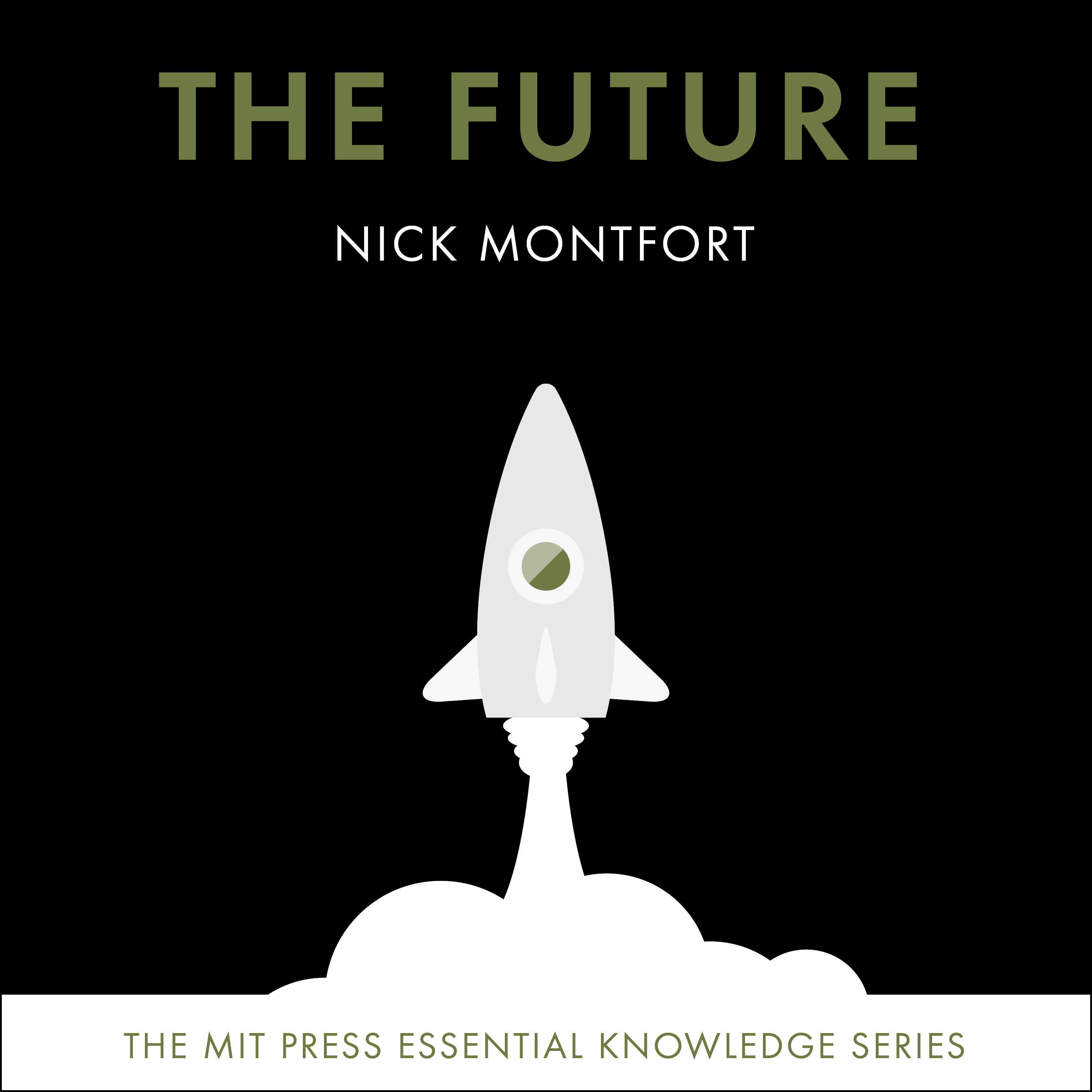 Printable The Future Audiobook Cover Art