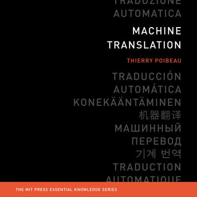 Machine Translation Audiobook, by Thierry Poibeau