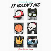 It Wasnt Me Audiobook, by Dana Alison Levy