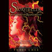 The Storyteller Audiobook, by Traci Chee