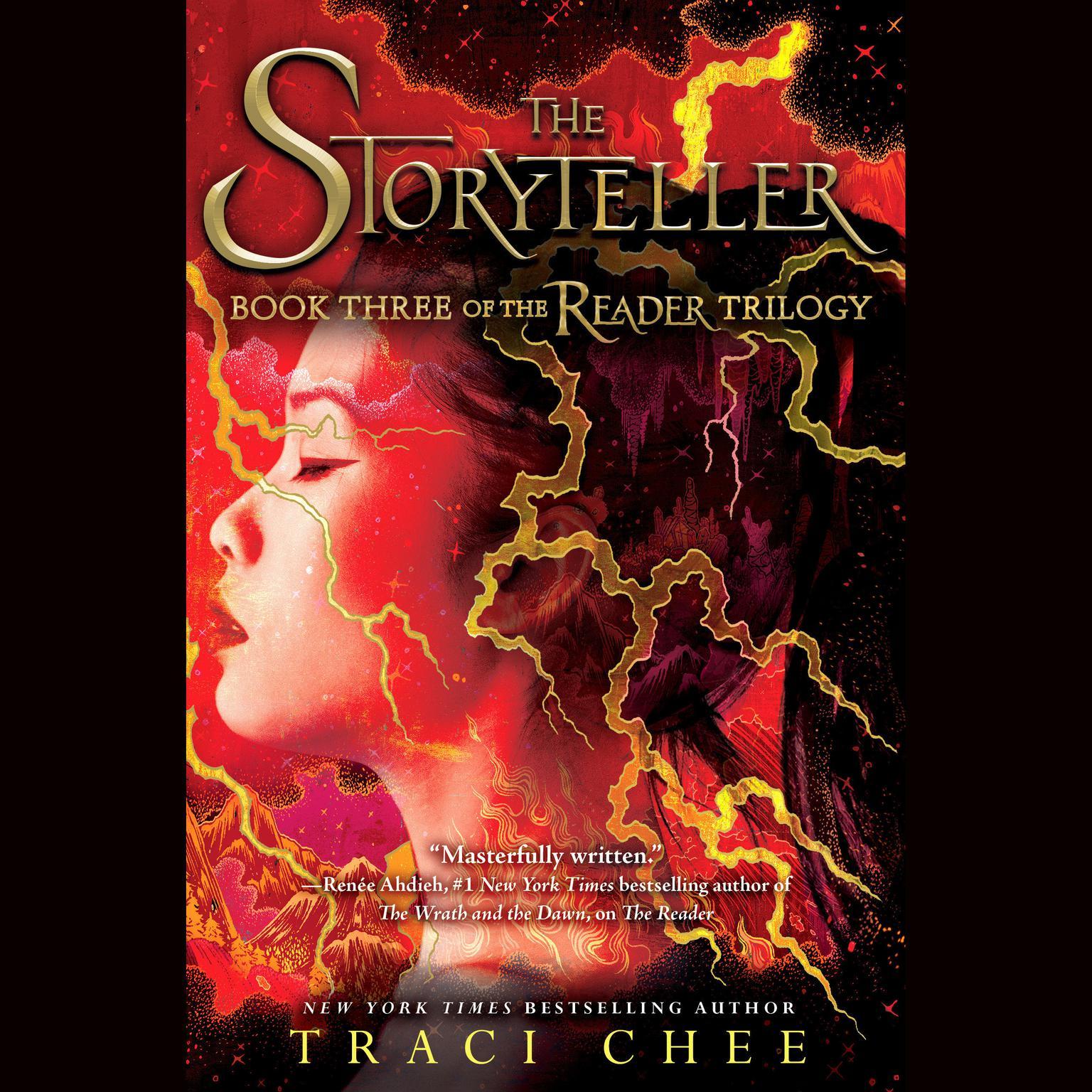 Printable The Storyteller Audiobook Cover Art