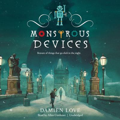 Monstrous Devices Audiobook, by Damien Love