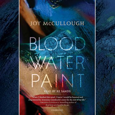 Blood Water Paint Audiobook, by Joy McCullough
