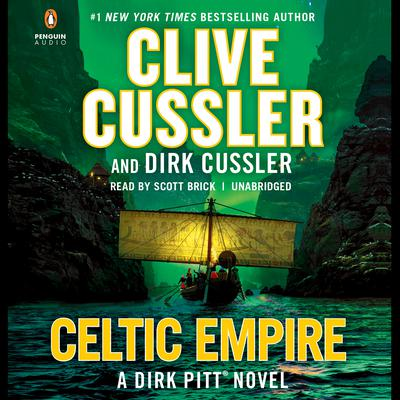 Celtic Empire Audiobook, by Clive Cussler