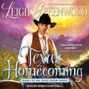 Texas Homecoming Audiobook, by Leigh Greenwood