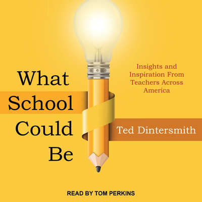 What School Could Be: Insights and Inspiration from Teachers across America Audiobook, by Ted Dintersmith