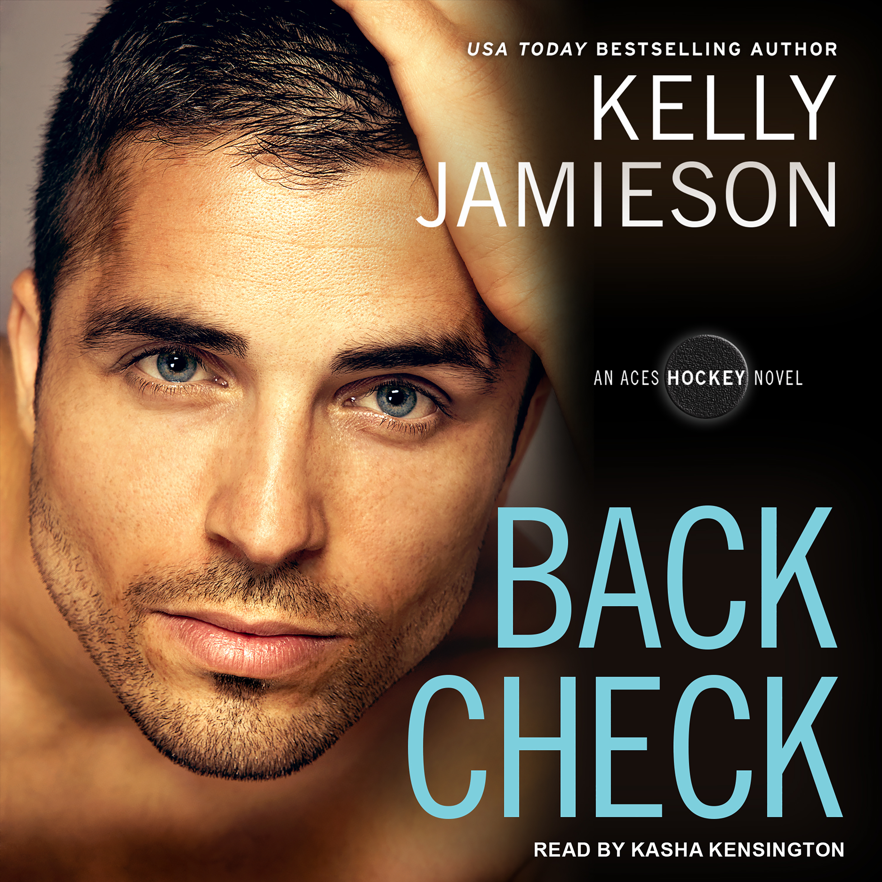 Printable Back Check Audiobook Cover Art