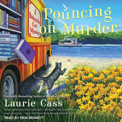 Pouncing on Murder Audiobook, by Laurie Cass