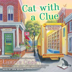 Cat With a Clue Audiobook, by Laurie Cass