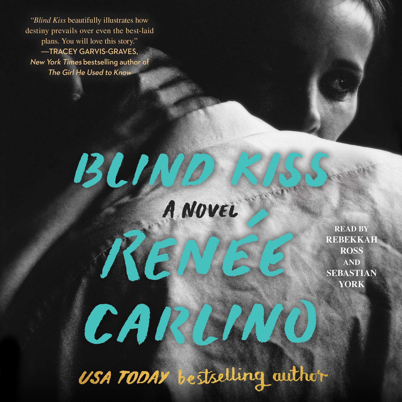 Printable Blind Kiss: A Novel Audiobook Cover Art