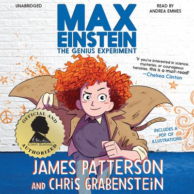 Max Einstein: The Genius Experiment Audiobook, by Chris Grabenstein
