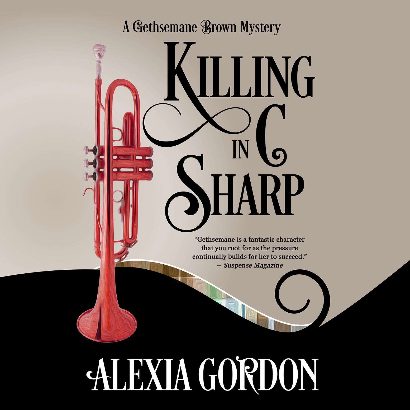 Printable Killing in C Sharp Audiobook Cover Art