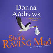 Stork Raving Mad Audiobook, by Donna Andrews