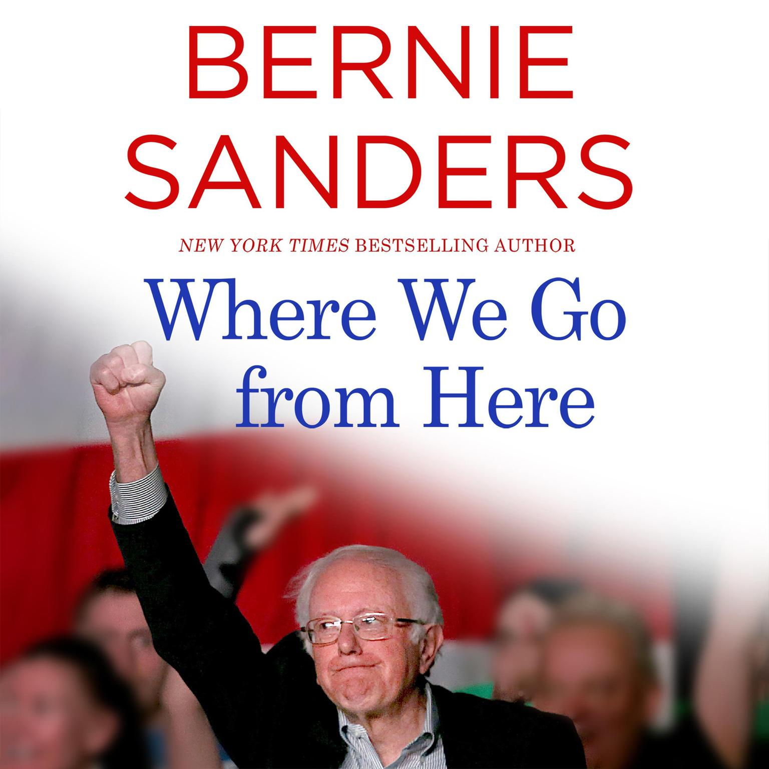 Printable Where We Go from Here: Two Years in the Resistance Audiobook Cover Art