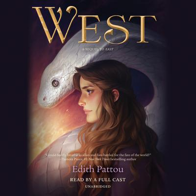West Audiobook, by Edith Pattou