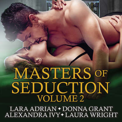 Masters of Seduction: Books 5-8 (Volume 2) Audiobook, by Donna Grant