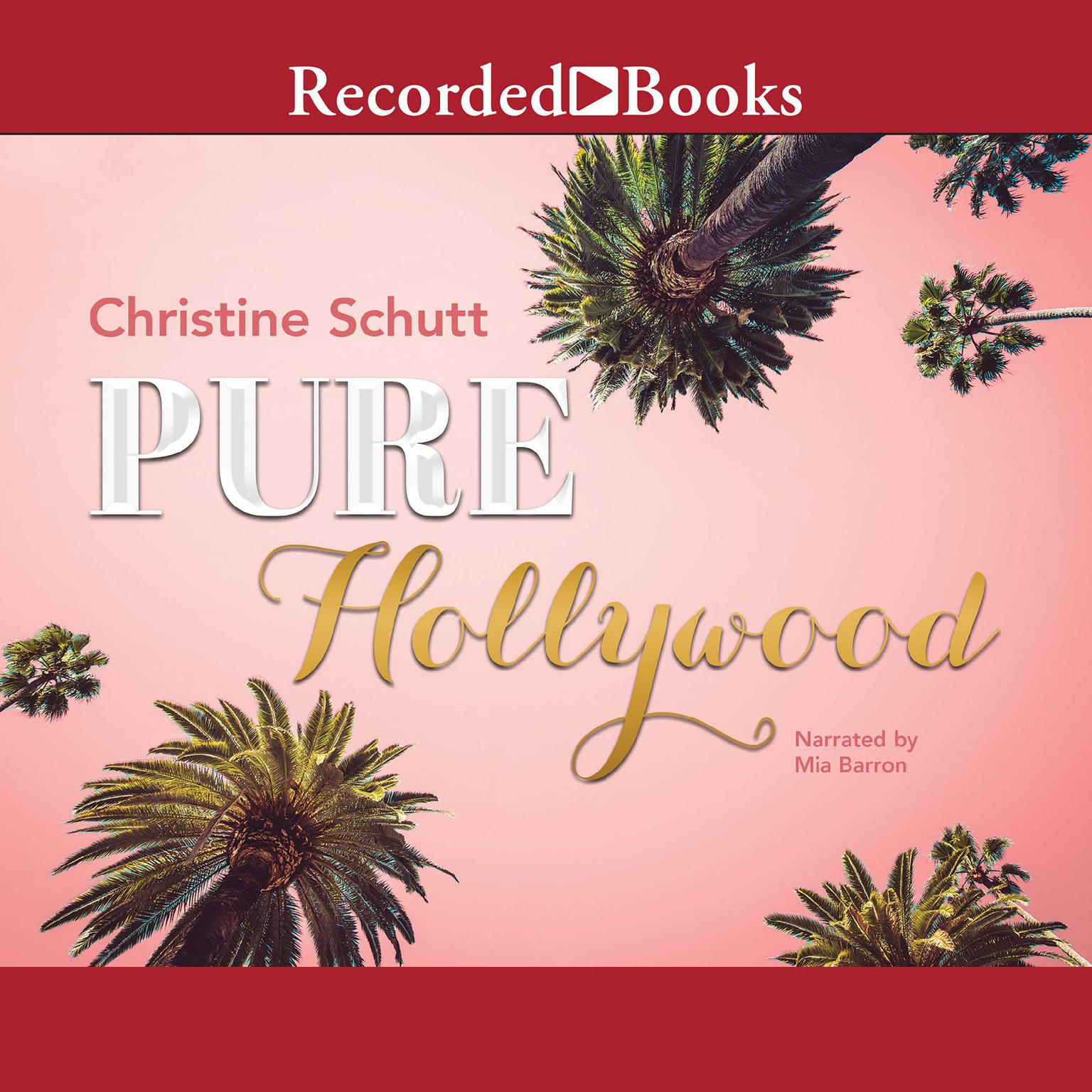 Printable Pure Hollywood and Other Stories Audiobook Cover Art