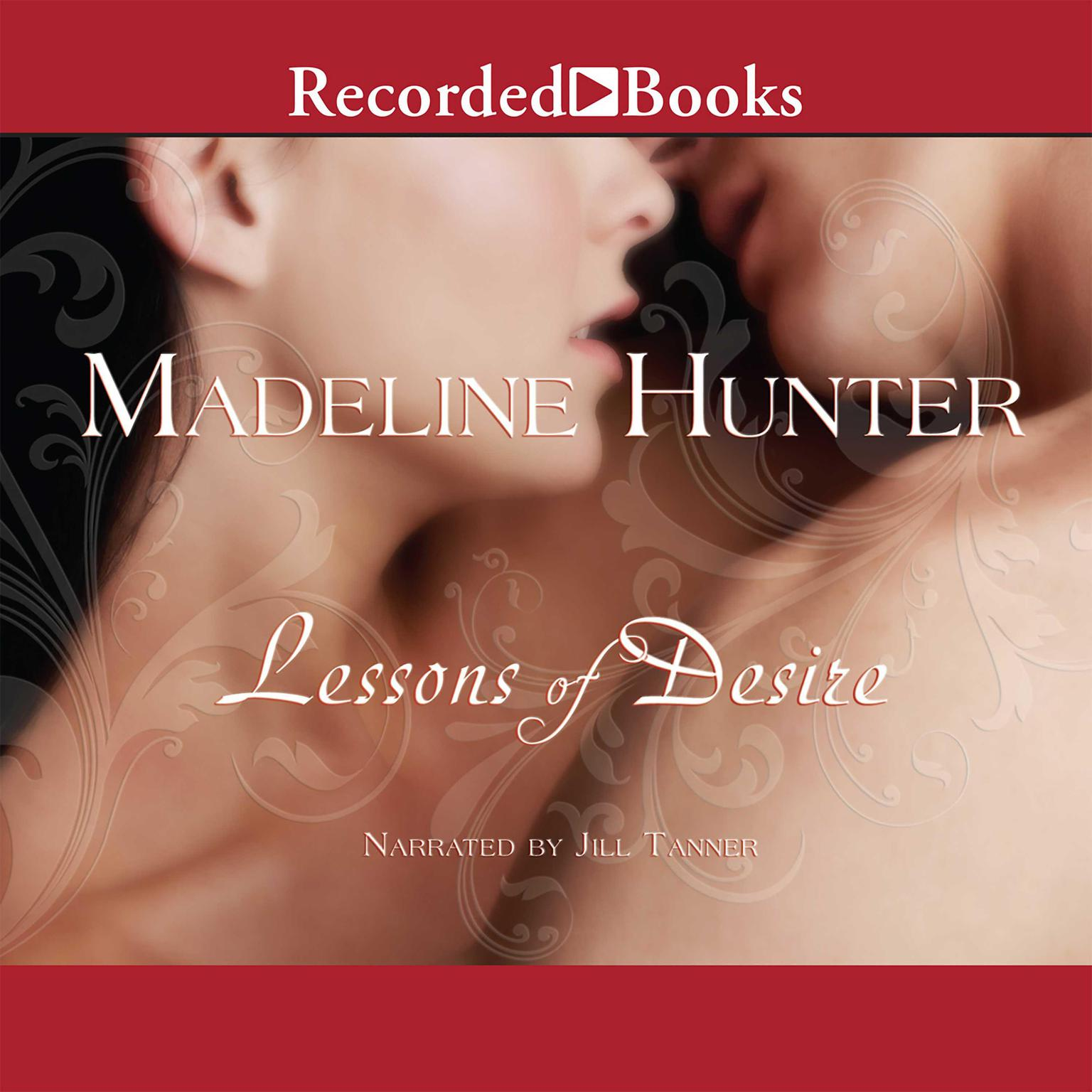 Printable Lessons of Desire Audiobook Cover Art