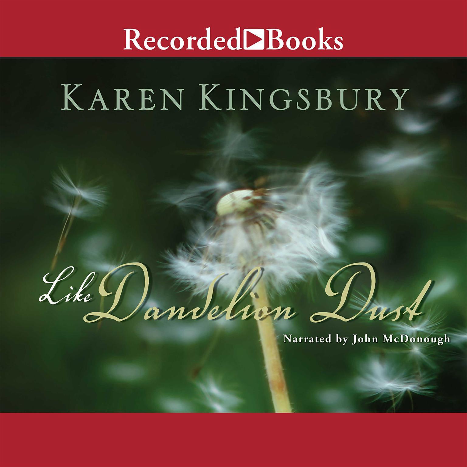Printable Like Dandelion Dust Audiobook Cover Art