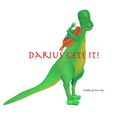 Darius Gets it Audiobook, by Angela Mitchell