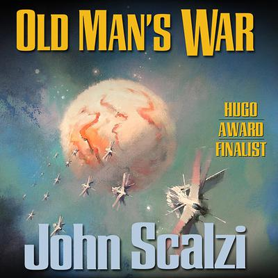Old Mans War Audiobook, by John Scalzi