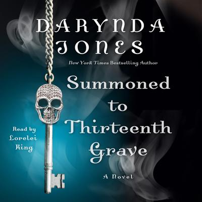 Summoned to Thirteenth Grave: A Novel Audiobook, by Darynda Jones