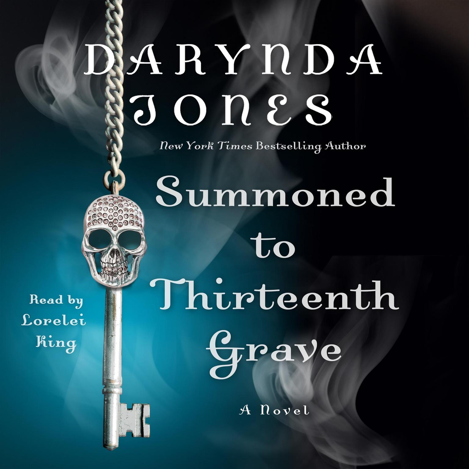 Printable Summoned to Thirteenth Grave: A Novel Audiobook Cover Art