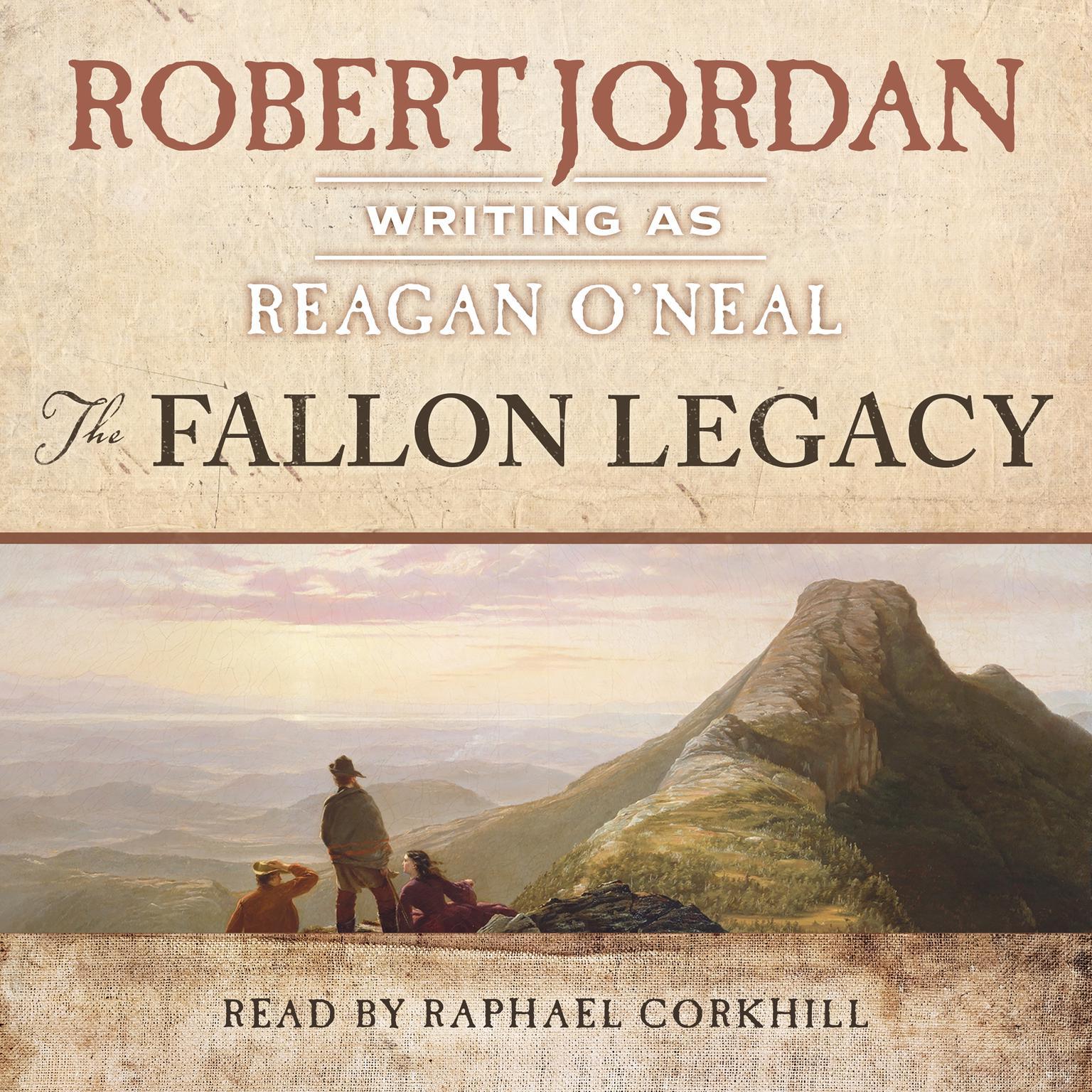 The Fallon Legacy Audiobook, by Robert Jordan