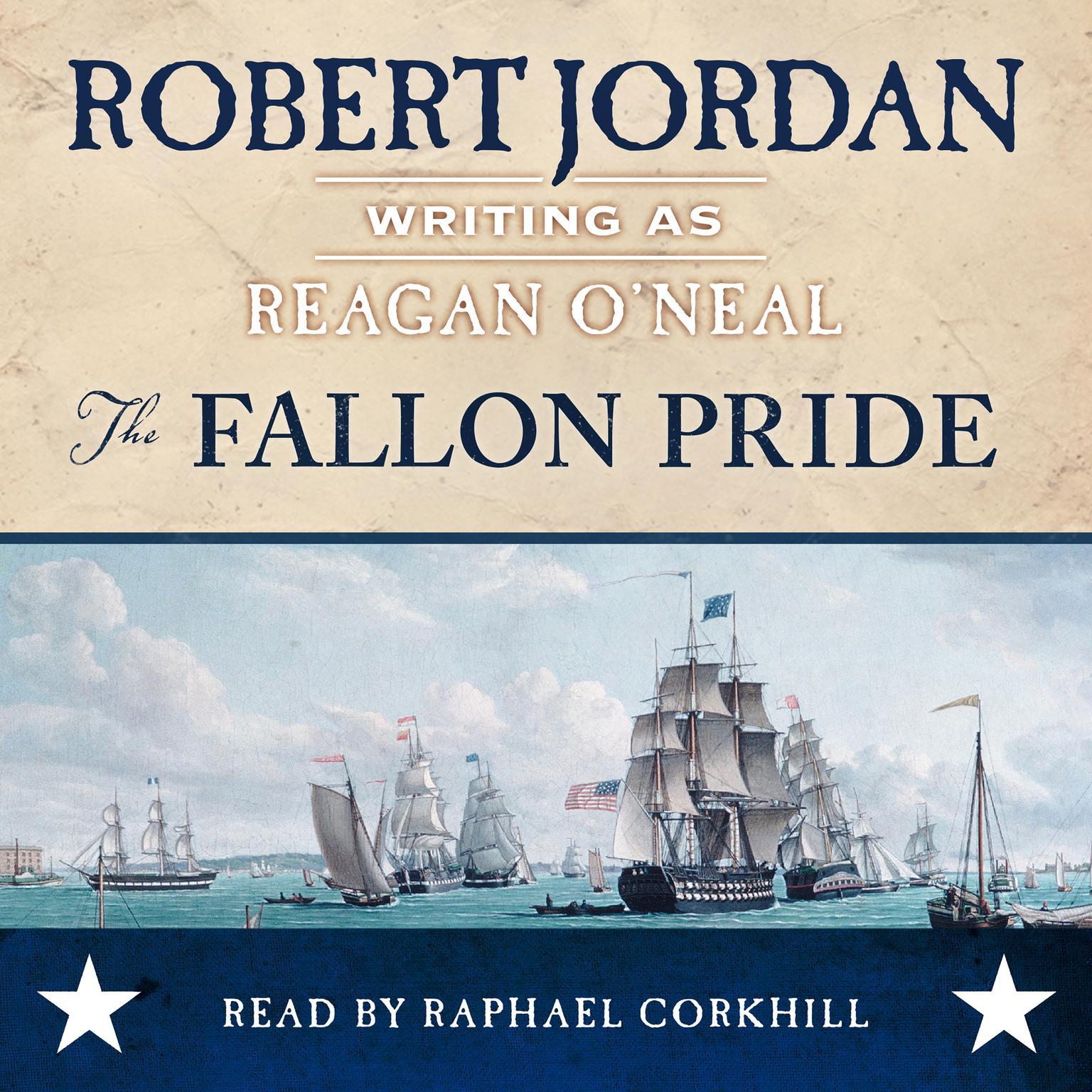 The Fallon Pride Audiobook, by Robert Jordan