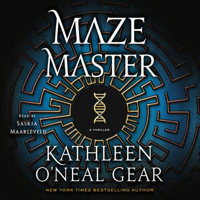 Maze Master: A Thriller Audiobook, by Kathleen O'Neal Gear